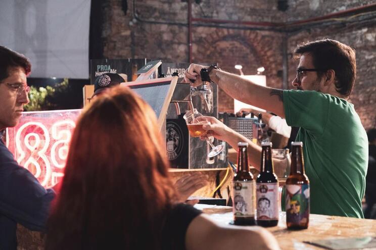 O paraíso da cerveja artesanal vai ser em Lisboa em junho
