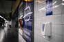 Dispensadores foram instalados em 30 estações