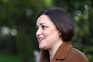 Marisa Matias, candidata às eleições presidenciais pelo Bloco de Esquerda