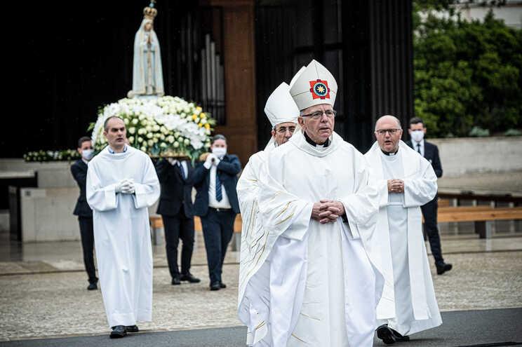 13 de Maio foi celebrado no Santuário de Fátima sem a presença de peregrinos