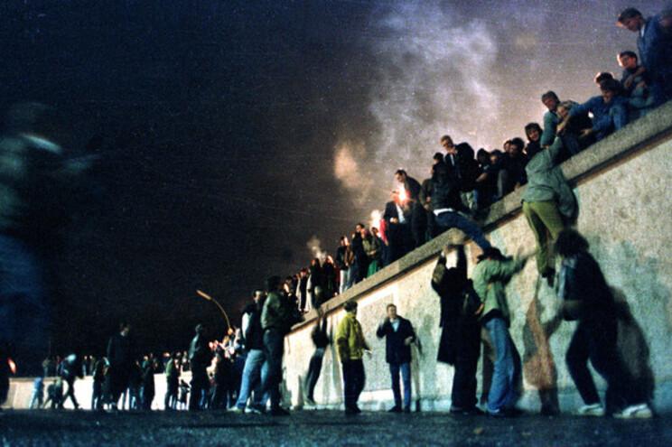Berlim acreditou que acabaria com todos os muros