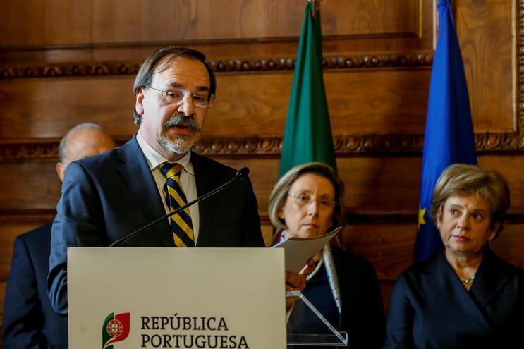 Diretor-geral de Reinserção e Serviços Prisionais, Rómulo Augusto Marreiros Mateus