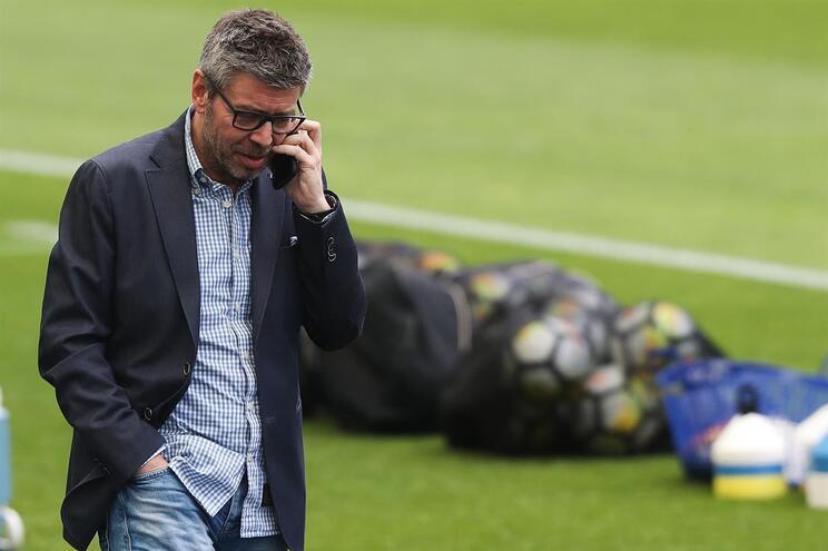 Dirigente portista criticou afirmações de José Nuno Martins sobre Jorge Andrade