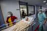 Hospital de S. João continua a receber e tratar doentes com o novo coronavírus