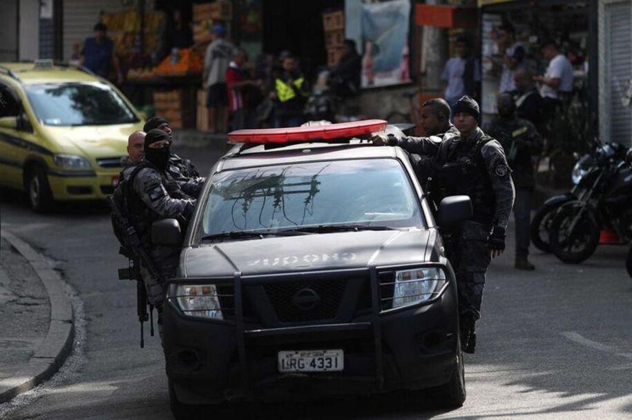 Resultado de imagem para Brasil regista mais de 38 mil assassínios de Janeiro a Setembro