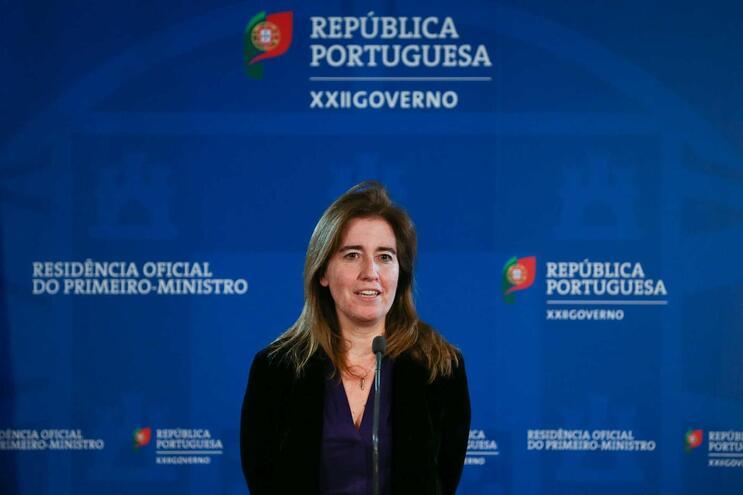 Ana Mendes Godinho, ministra do Trabalho