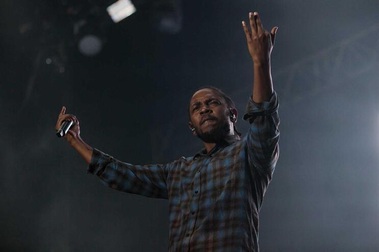Kendrick Lamar em data extra do NOS Alive
