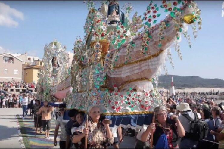 Procissão Naval é um dos pontos altos das Festas em Honra da Senhora da Bonança