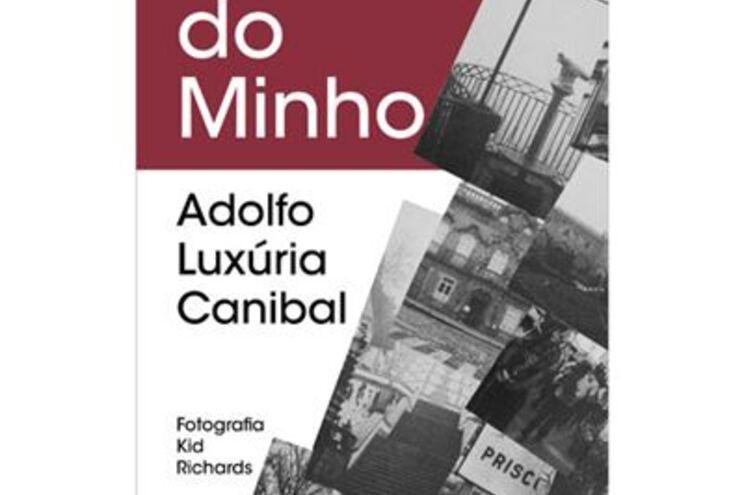 """""""Garatujos do Minho"""" reúne meia centena de crónicas do artista bracarense"""