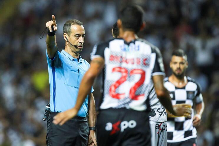 Jorge Sousa volta ao Bessa para apitar jogo com o Benfica
