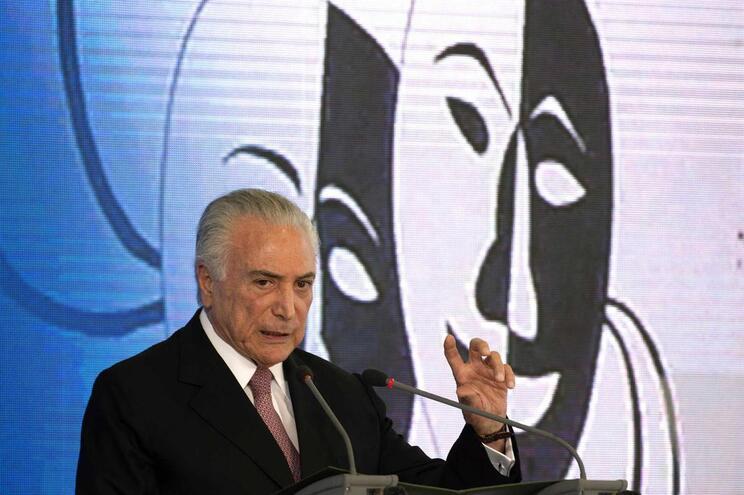 Temer não se candidata às eleições do Brasil