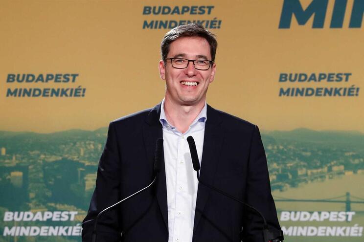Gergely Karacsony venceu as eleições municipais em Budapeste, na Hungria