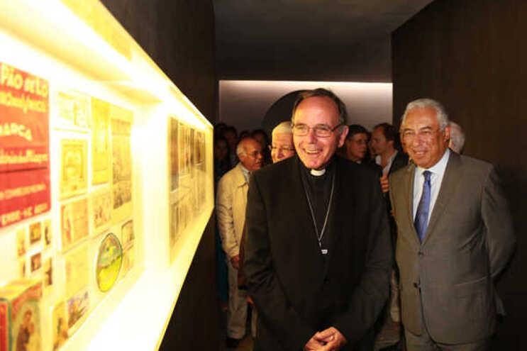 Manuel Clemente e António Costa reúnem-se segunda-feira