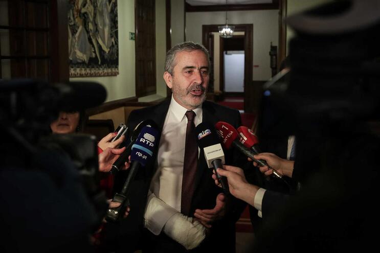 Deputado do PSD, Afonso Oliveira