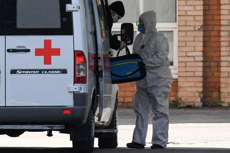 Moscovo registou 5667 casos de infeção, nas últimas 24 horas