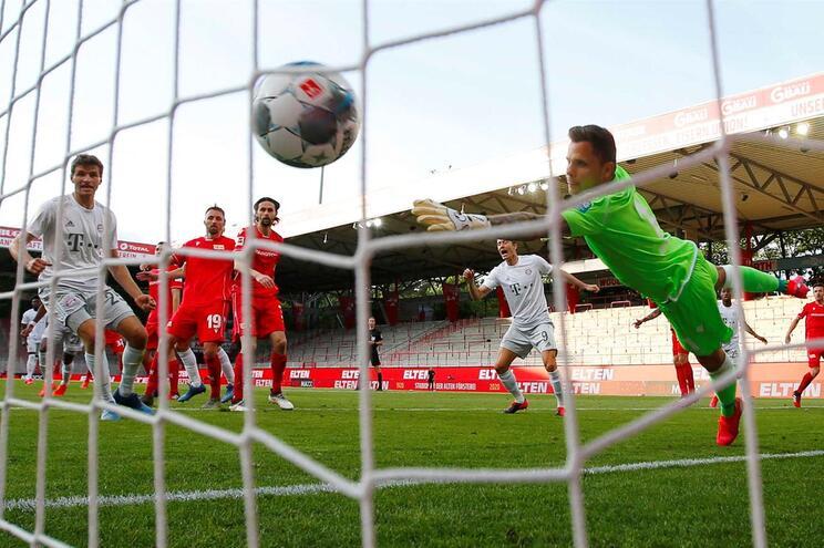 Golo do Bayern Munique