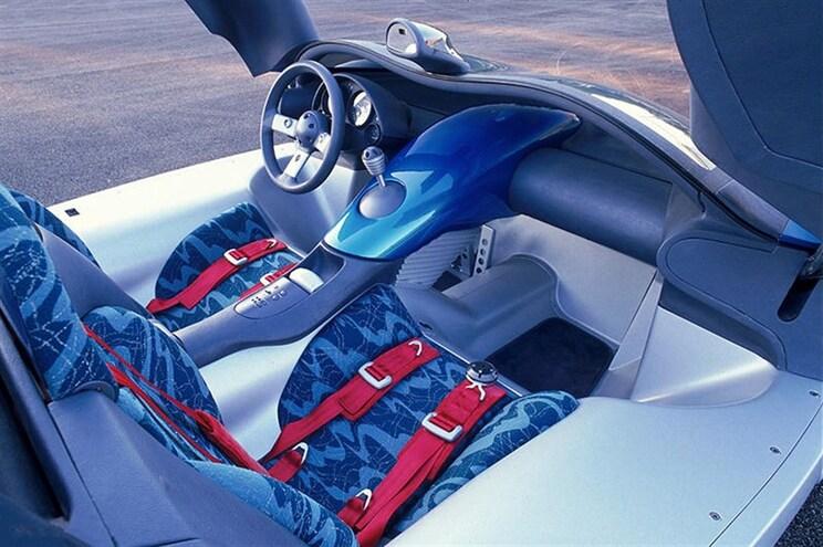 Renault Laguna: A inspiração para o Sport Spider