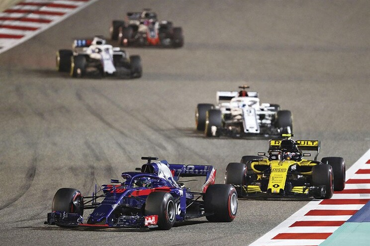 Fórmula 1: Pilotos mais traídos pela fiabilidade