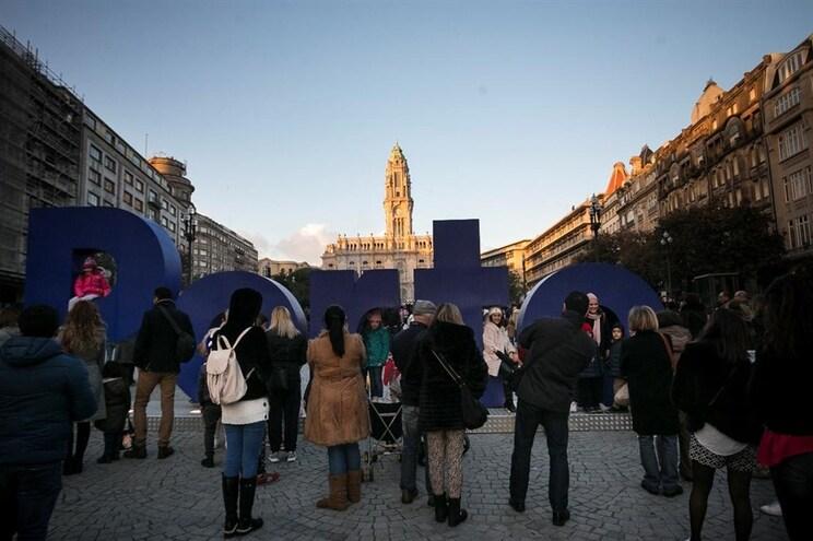 Se as peneiras fossem música na cidade do Porto