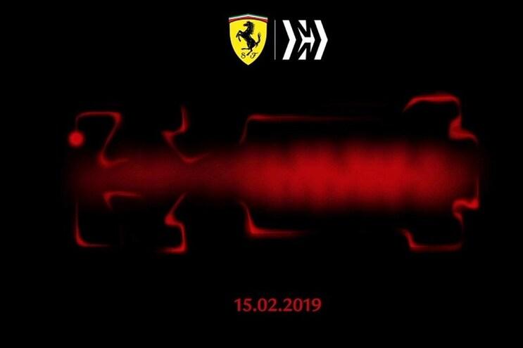 """Motor do novo Ferrari F1 """"respira"""" pela primeira vez"""