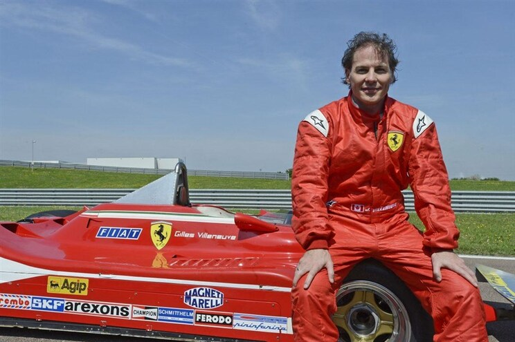O nome Villeneuve volta à Ferrari