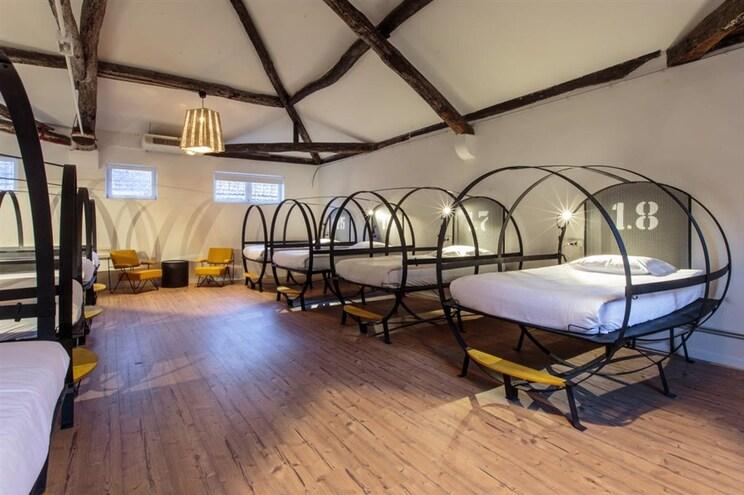 O melhor novo hostel do mundo está em Gaia