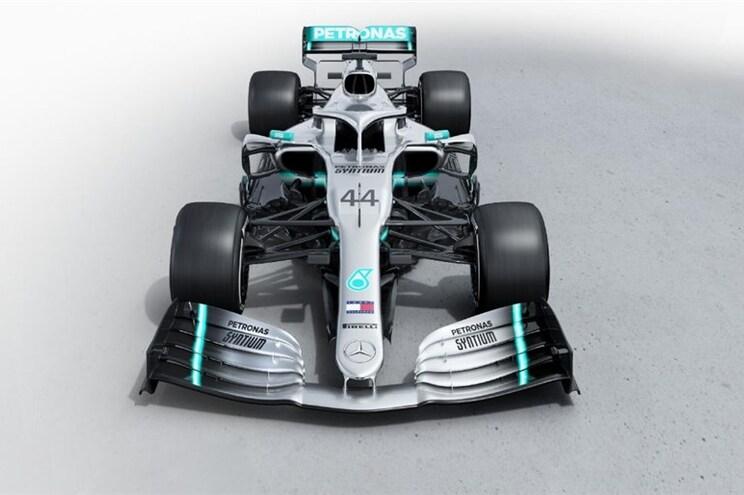 O favorito aos títulos da F1 está aqui: Eis o novo Mercedes-AMG