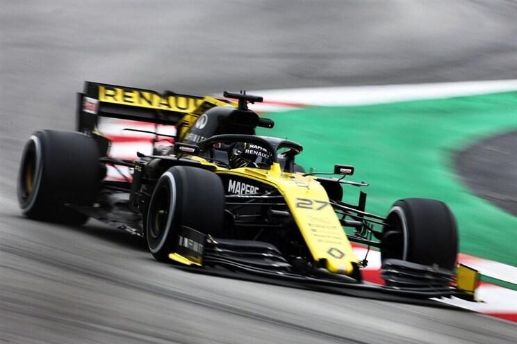 F1/Barcelona: Nico Hulkenberg liderou último dia de testes