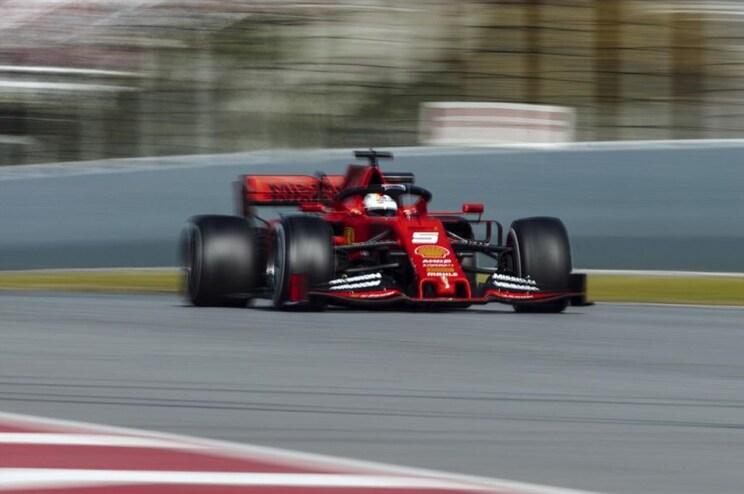 Os tempos combinados da pré-temporada de Fórmula 1: Quem parece melhor?