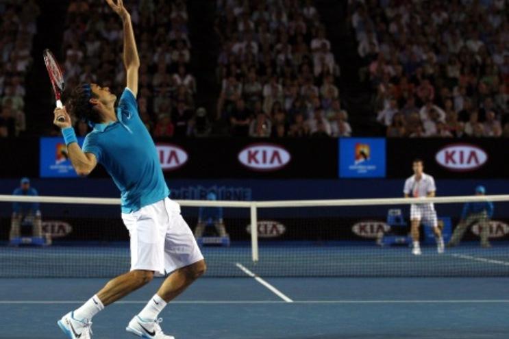 Federer demorou 2:41 horas para vencer Murray
