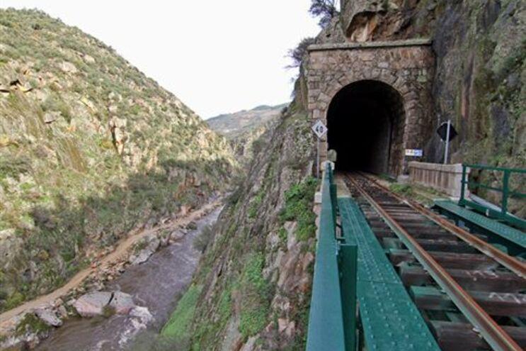 """""""Não haverá mais comboios na Linha do Tua devido à barragem"""""""
