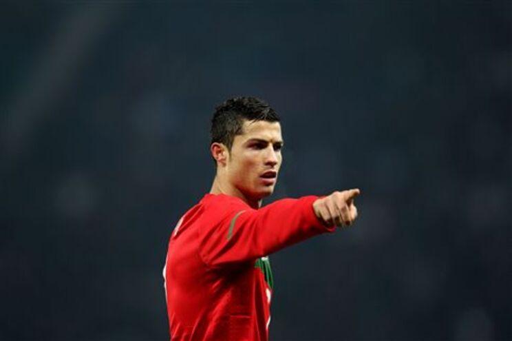 Ronaldo diz que o filho vai sofrer muita pressão