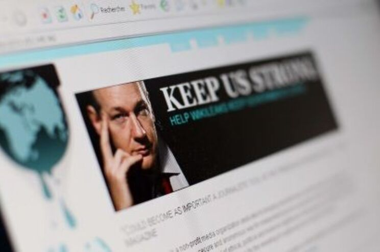 Wikileaks foi fundado por Julian Assange
