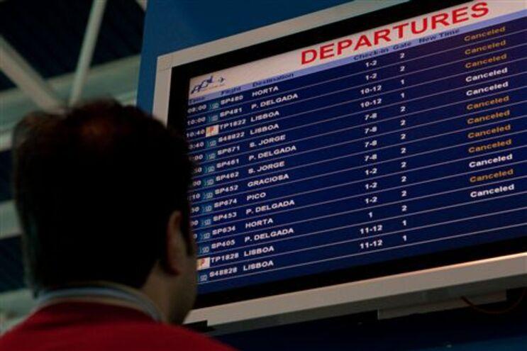 Acidente afectou vários voos no aeroporto das Lajes