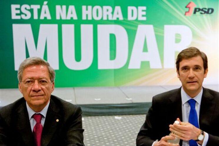Nobre encabeça lista do PSD por Lisboa às legislativas