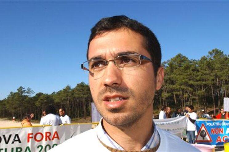 Hélder Spínola, cabeça-de-lista do PND na Madeira
