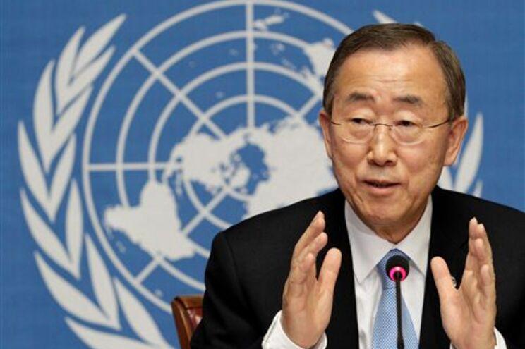 Ban Ki-moon reeleito para segundo mandato da ONU