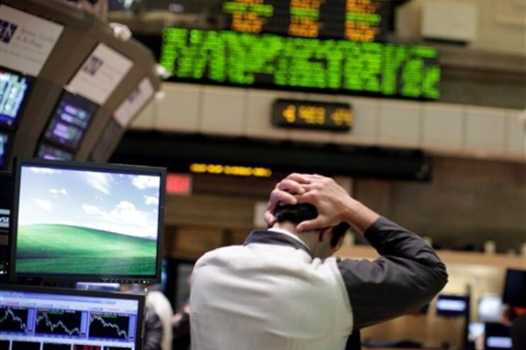 Bolsas mundiais sofreram quinta-feira uma queda generalizada