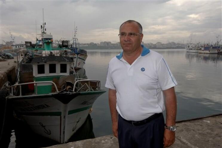 José Festas, da Associação Pró-Maior Segurança dos Homens do Mar