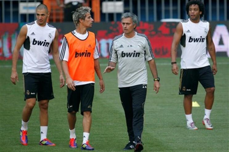 57 mil pessoas assistiram ao treino do Real Madrid