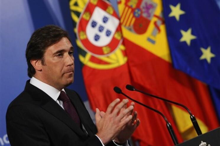 Passos Coelho rejeita novos impostos às grandes fortunas