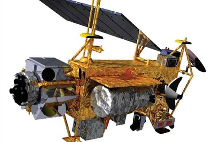 A NASA desconhece ainda a trajectória do satélite