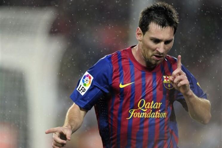 FC Barcelona goleia Atlético de Madrid