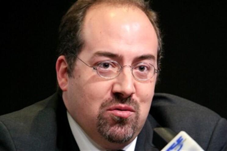 O ministro da Economia, Álvaro Santos Pereira
