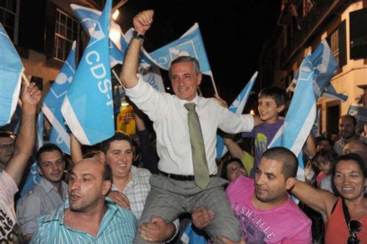 CDS-PP comemorou resultados na Madeira
