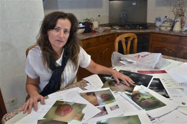 Maria de Fátima Dias acusa médicos de negligência