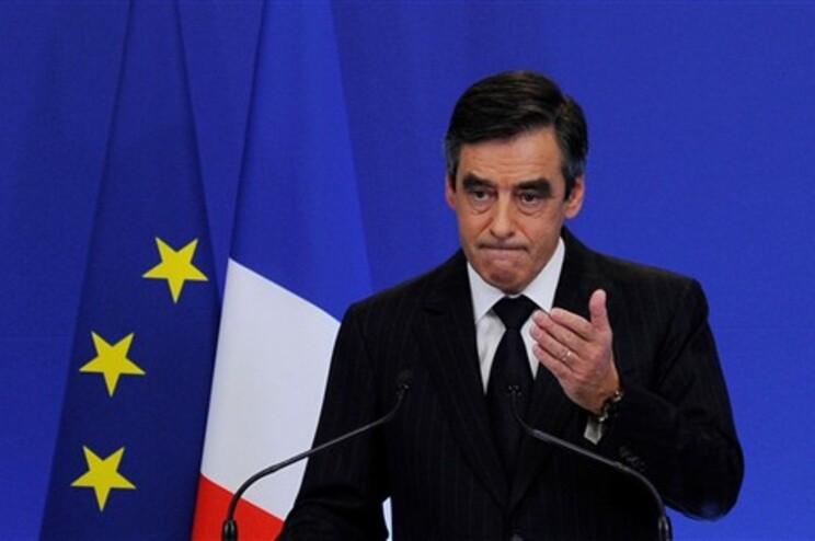 Primeiro-ministro francês François Fillon