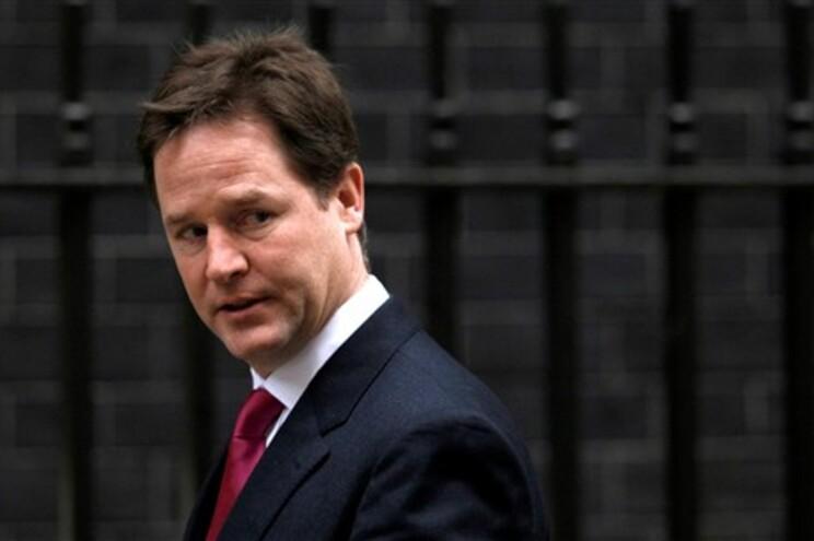 Vice-primeiro-ministro britânico teme que país fique isolado dentro da UE