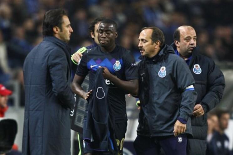 """Djalma diz que """"trabalho"""" ajudou a convencer a equipa técnica do F. C. Porto"""