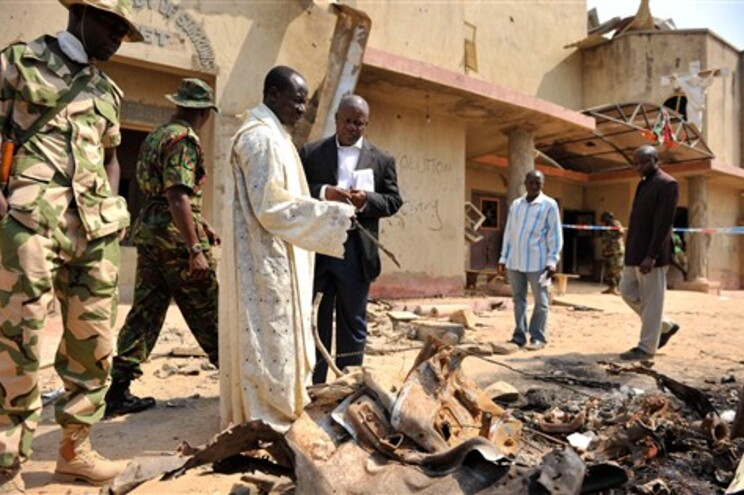 Pelo menos 40 mortos em atentados na Nigéria